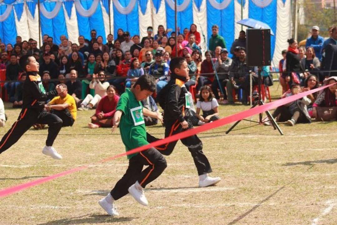Sports Day 2075 Photo