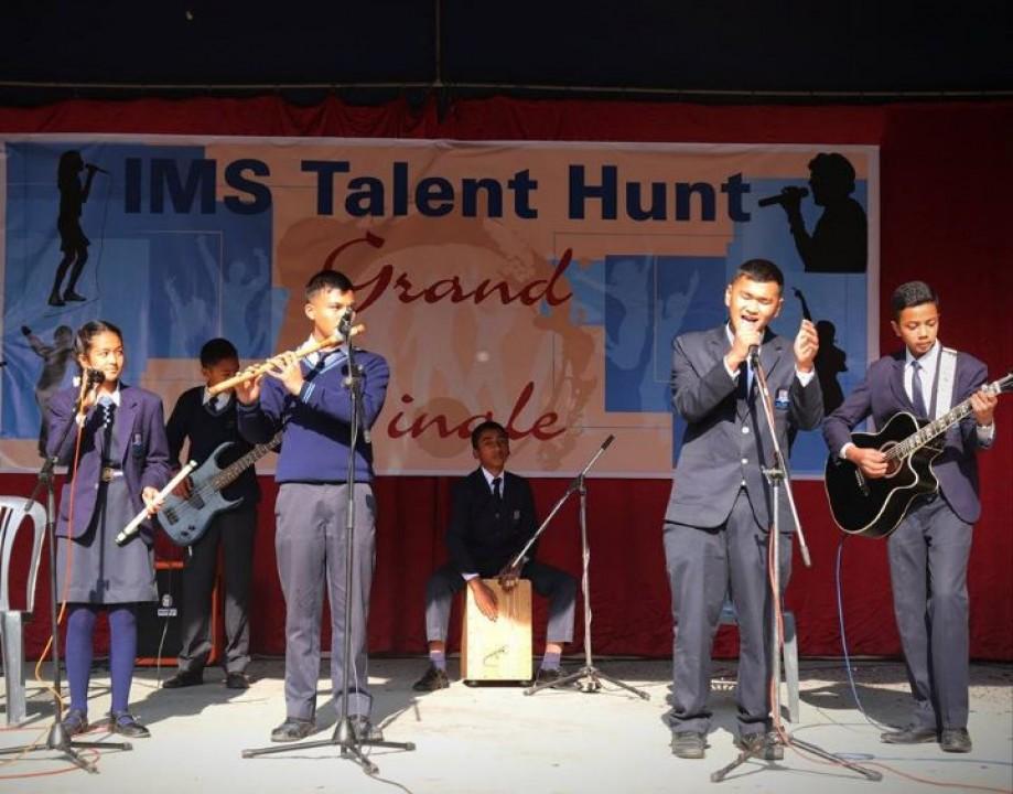 IMS Talent Hunt 2075 Photo