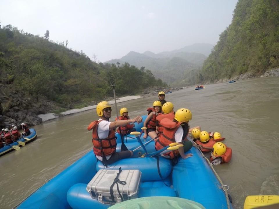 White River Rafting -2076 Photo