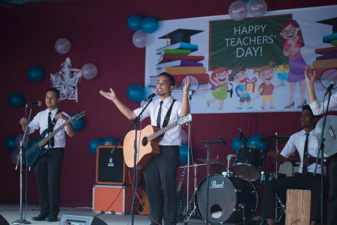 Teacher's Day Photo